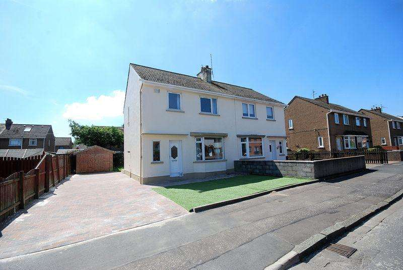 3 Bedrooms Semi-detached Villa House for sale in 72 Seaforth Road, Ayr KA8 9JB