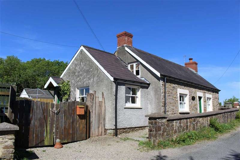 3 Bedrooms Cottage House for sale in Lower Quay Road, Hook, Haverfordwest