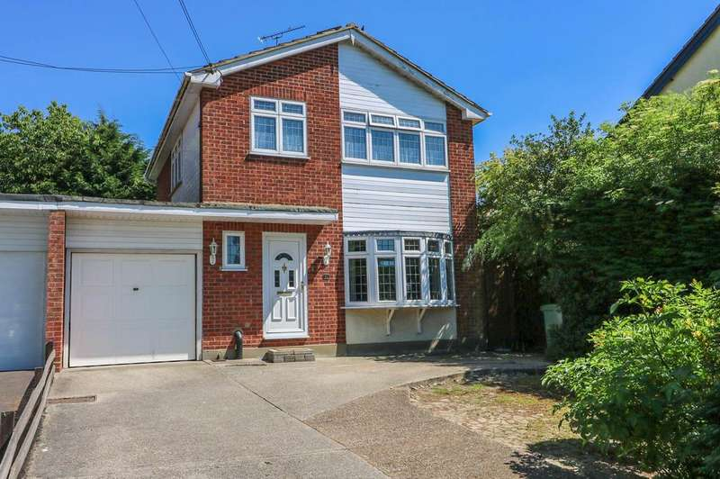 3 Bedrooms Link Detached House for sale in Mountnessing Road, Billericay CM12