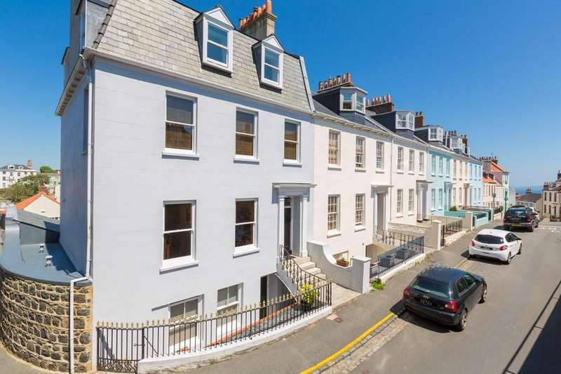 6 Bedrooms End Of Terrace House for sale in Mount Durand, St. Peter Port, Guernsey