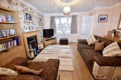 3 Bedrooms Mews House for sale in Langho Street, Livesey, Blackburn, Lancashire