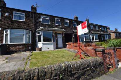 3 Bedrooms Town House for sale in Kings Road, Livesey, Blackburn, Lancashire