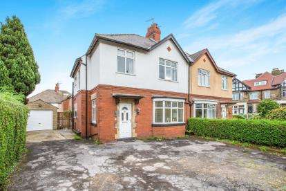 4 Bedrooms Semi Detached House for sale in Skipton Road, Harrogate, North Yorkshire, England