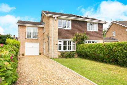 3 Bedrooms Semi Detached House for sale in Bramley Close, Wilmslow, Cheshire