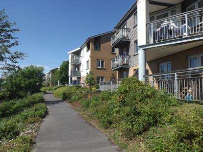 2 Bedrooms Flat for sale in Grangemoor Court, Cardiff, Caerdydd