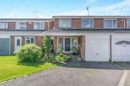 3 Bedrooms Semi Detached House for sale in Jasmin Croft, Birmingham, West Midlands