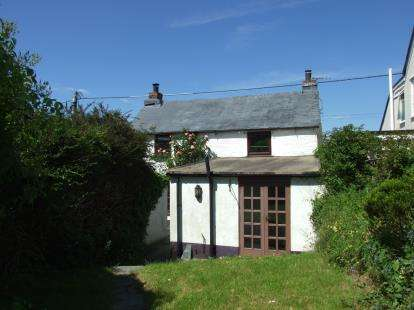 2 Bedrooms Detached House for sale in St. Mabyn, Bodmin, Cornwall