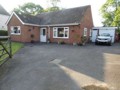 3 Bedrooms Bungalow for sale in Church Road, Wanlip, Leicester, Leicestershire