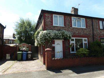 3 Bedrooms Semi Detached House for sale in Slater Street, Warrington, Cheshire, WA4