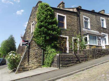 2 Bedrooms End Of Terrace House for sale in Crabtree Street, Colne, Lancashire, BB8