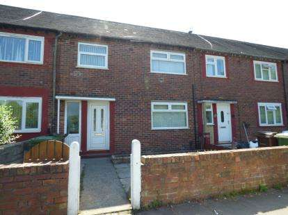 3 Bedrooms Terraced House for sale in Sarahs Croft, Bootle, Liverpool, Merseyside, L30