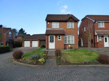 3 Bedrooms House for sale in Swaledale Close, Great Sankey, Warrington, Cheshire, WA5