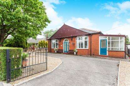 3 Bedrooms Bungalow for sale in Wearish Lane, Westhoughton, Bolton, Greater Manchester, BL5