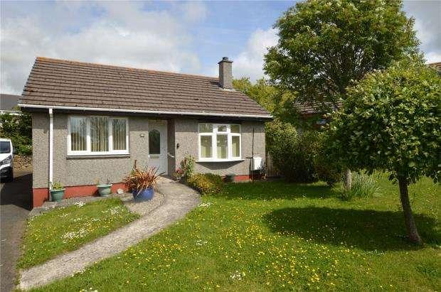 2 Bedrooms Detached Bungalow for sale in Boscarnek, St Erth, Hayle, Cornwall
