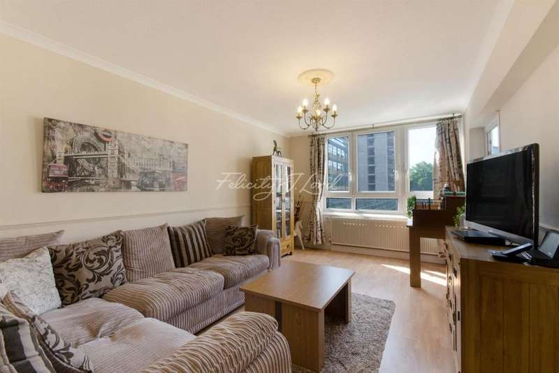 3 Bedrooms Flat for sale in Paterson Court, EC1V