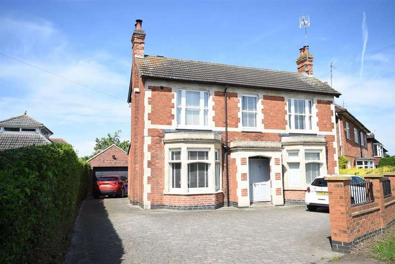 3 Bedrooms Detached House for sale in Pytchley Road, Kettering