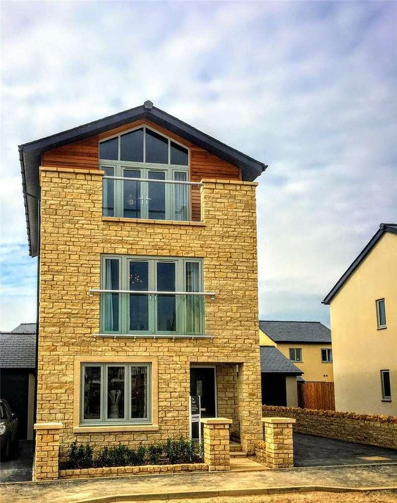 4 Bedrooms Semi Detached House for sale in 17 Ensleigh Avenue, Bath, BA1