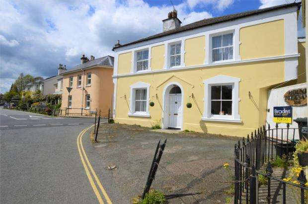 2 Bedrooms Semi Detached House for sale in Plymouth Road, Buckfastleigh, Devon