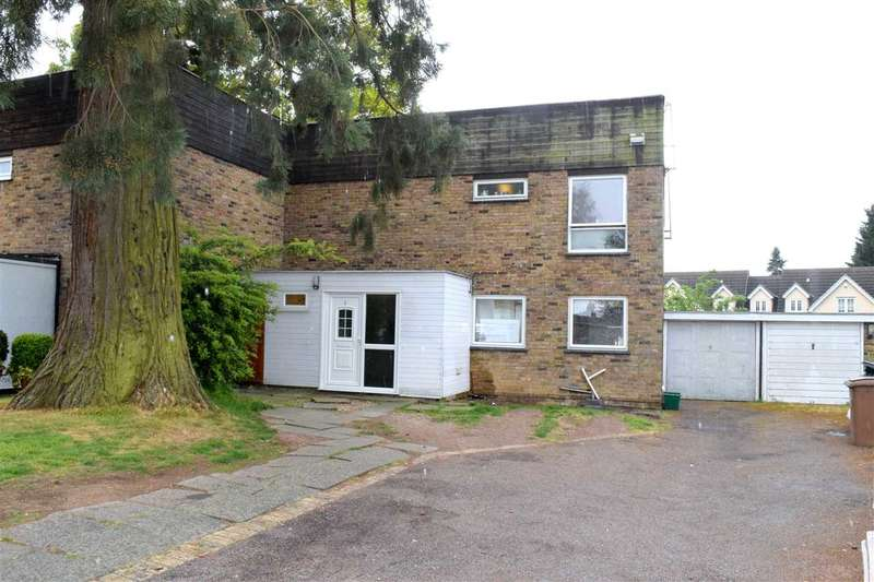 3 Bedrooms Semi Detached House for sale in Homefield Close, Chelmsford