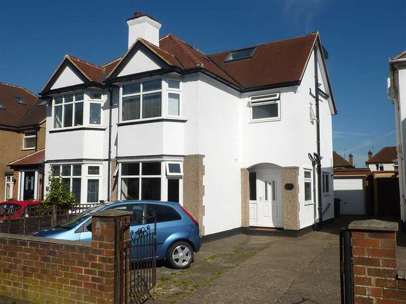 4 Bedrooms Semi Detached House for sale in Watford Road, Croxley Green