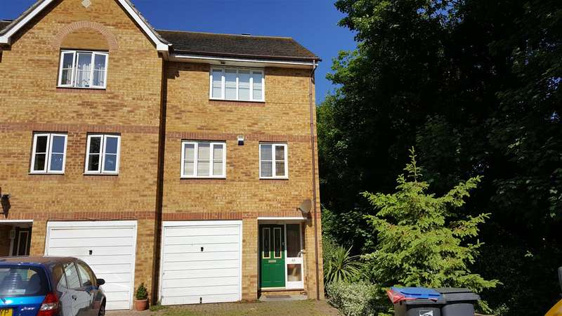 4 Bedrooms Town House for sale in Sycamore Grange, Ramsgate