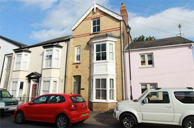 4 Bedrooms Detached House for sale in 5 Old Market Street, USK, Monmouthshire
