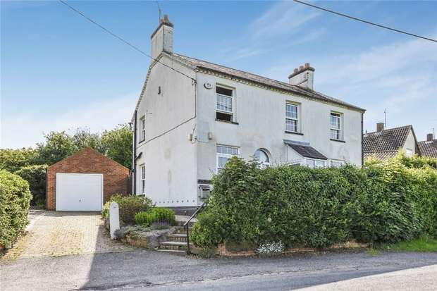 4 Bedrooms Detached House for sale in Mill Hill, Keysoe, Bedfordshire