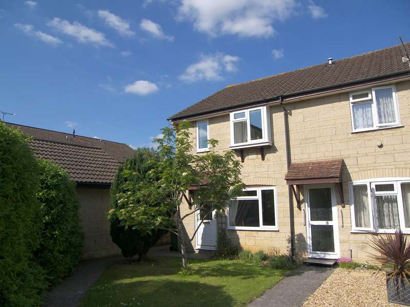 3 Bedrooms End Of Terrace House for sale in Edridge Place, Corsham