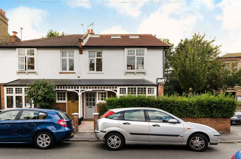 3 Bedrooms Flat for sale in Campbell Road, Hanwell, W7