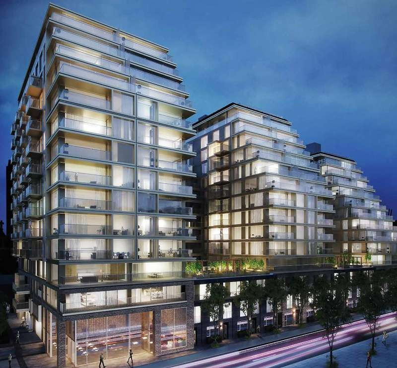 1 Bedroom Flat for sale in Royal Mint Gardens, Wapping, E1