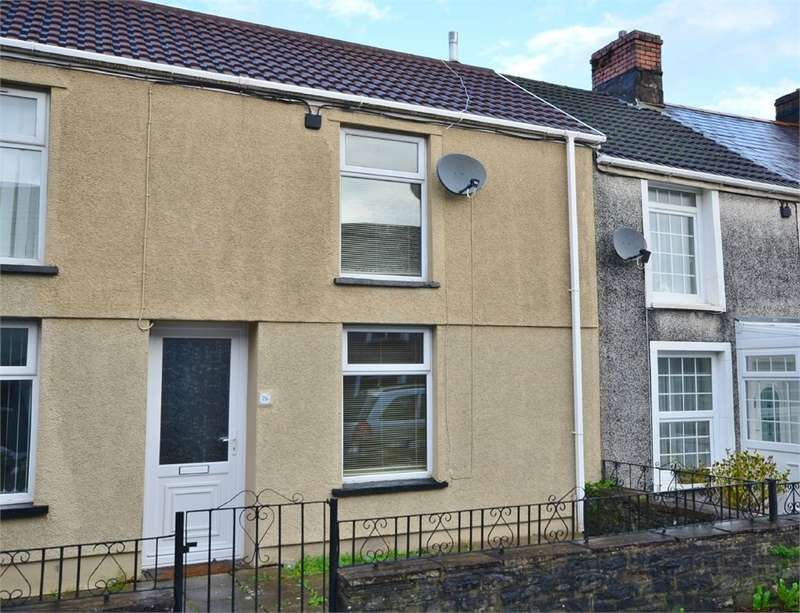 2 Bedrooms Terraced House for sale in High Street, Nelson, TREHARRIS, CF46