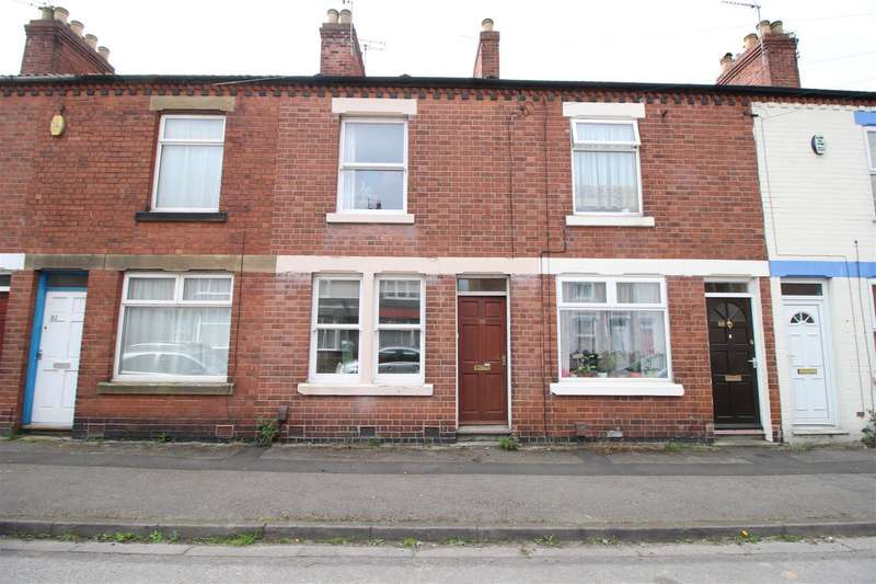 2 Bedrooms Property for sale in Windsor Street, Beeston, Nottingham