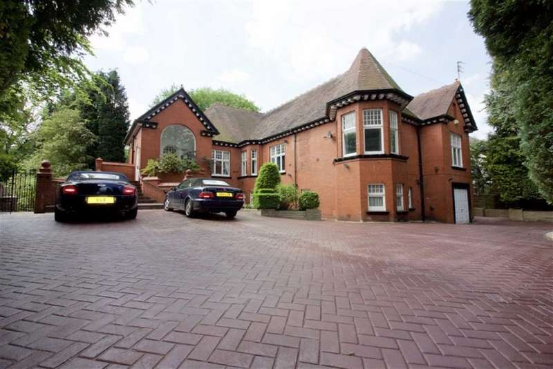 5 Bedrooms Detached House for sale in Old Hall Road, Salford