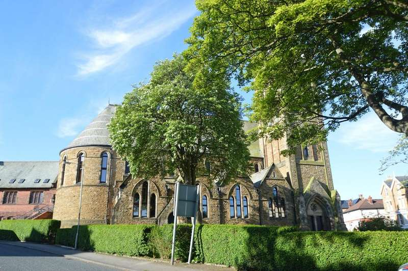 2 Bedrooms Apartment Flat for sale in Trinity Church Court, Scarborough YO11