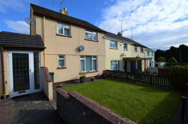 3 Bedrooms End Of Terrace House for sale in Furlong Close, Buckfast, Buckfastleigh, Devon