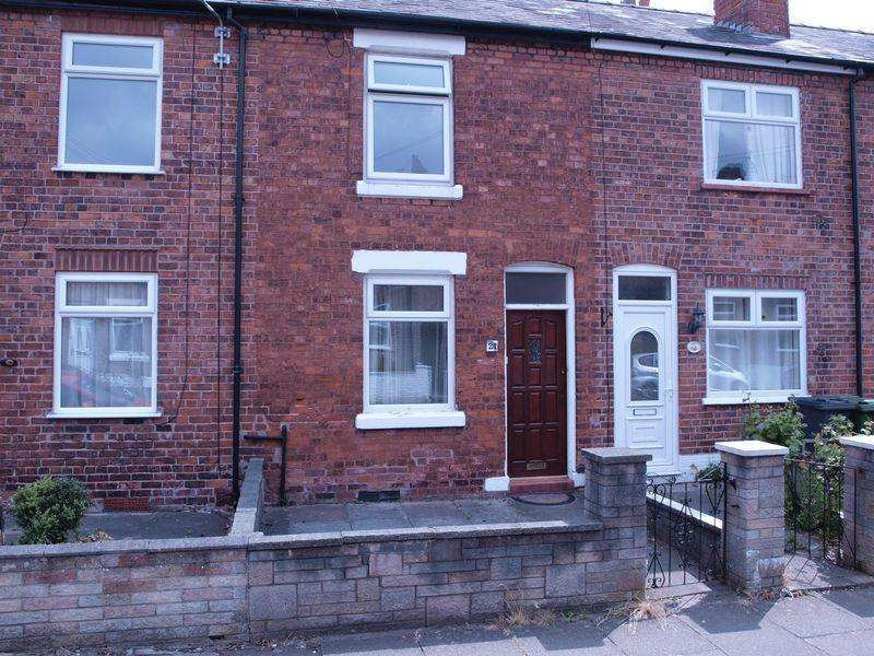 2 Bedrooms Terraced House for sale in Moreton Street, Northwich, CW8 4DH