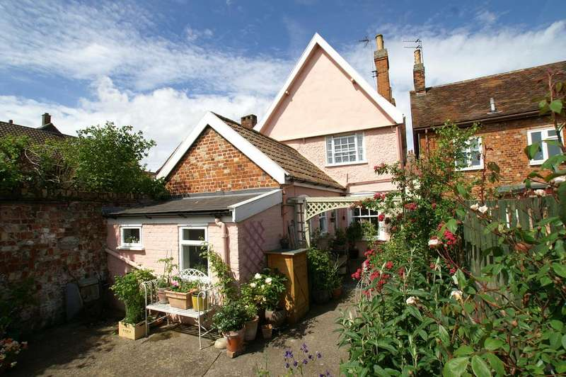 2 Bedrooms Cottage House for sale in High Street, Lavenham, Sudbury CO10