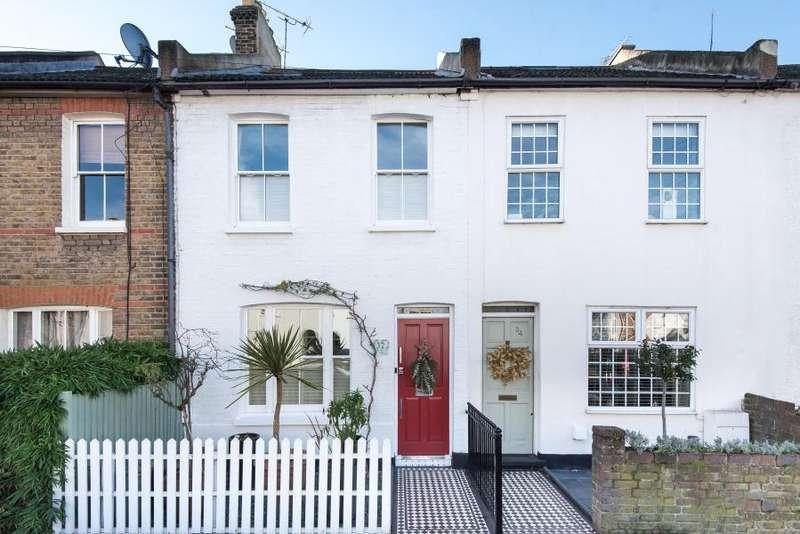 3 Bedrooms Terraced House for sale in Mereway Road, Twickenham, TW2