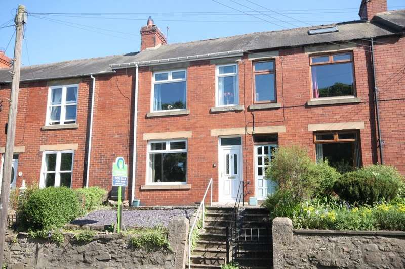 3 Bedrooms Property for sale in Sherburn Terrace, Low Westwood, Newcastle Upon Tyne, NE17