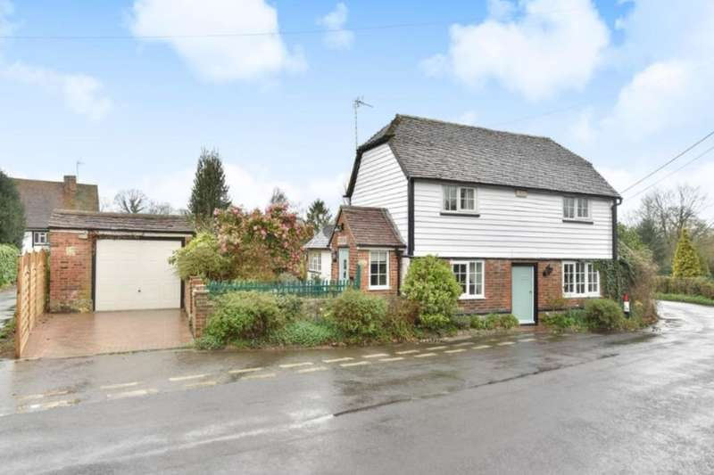 3 Bedrooms Detached House for sale in Ragstone Ridge The Green, Boughton Monchelsea, Maidstone, ME17