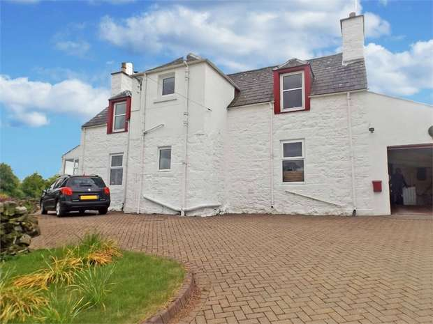 3 Bedrooms Detached House for sale in Balmaclellan, Castle Douglas, Dumfries and Galloway