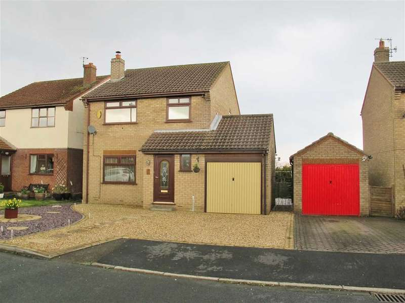 4 Bedrooms House for sale in NEW - Cecil Road, Hunmanby