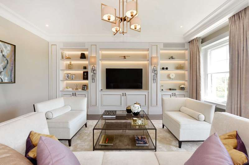 3 Bedrooms Apartment Flat for sale in Hyde Park Gardens Hyde Park W2