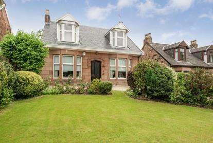 4 Bedrooms Detached House for sale in New Edinburgh Road, Uddingston, Glasgow, North Lanarkshire
