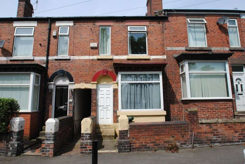 2 Bedrooms Terraced House for sale in Meadow Street, Ferham