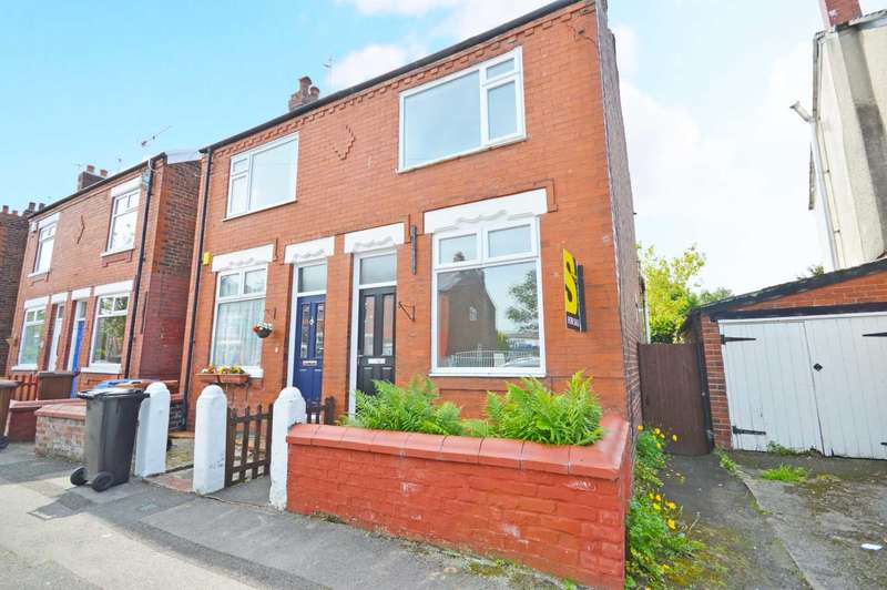 2 Bedrooms Semi Detached House for sale in Islington Road, Stockport