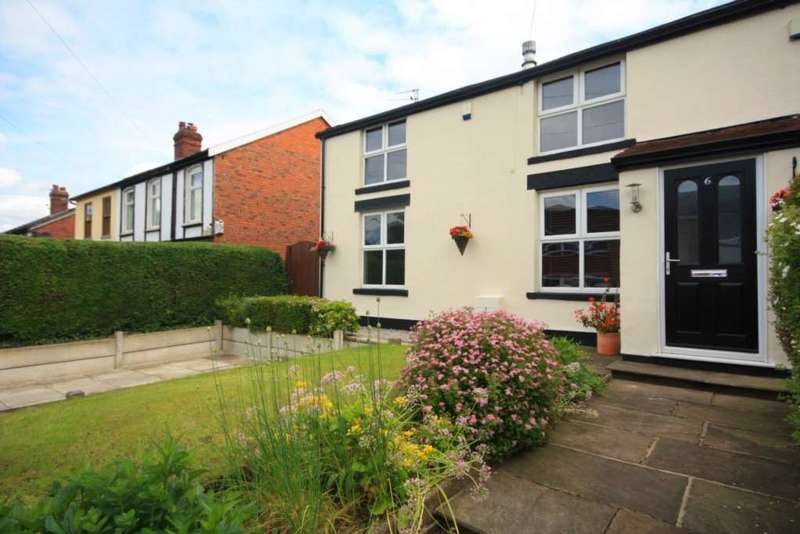 4 Bedrooms Semi Detached House for sale in Droughts Lane, Simister