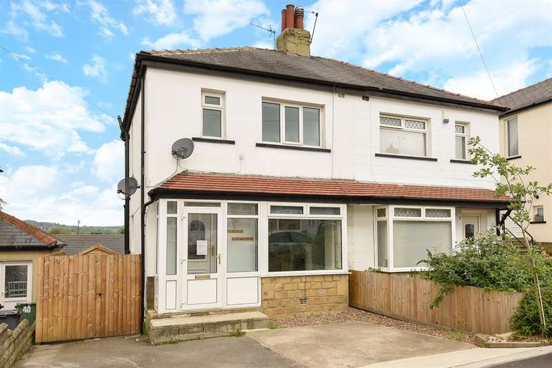 3 Bedrooms Semi Detached House for sale in Oxford Avenue, Guiseley, Leeds, LS20 9BX