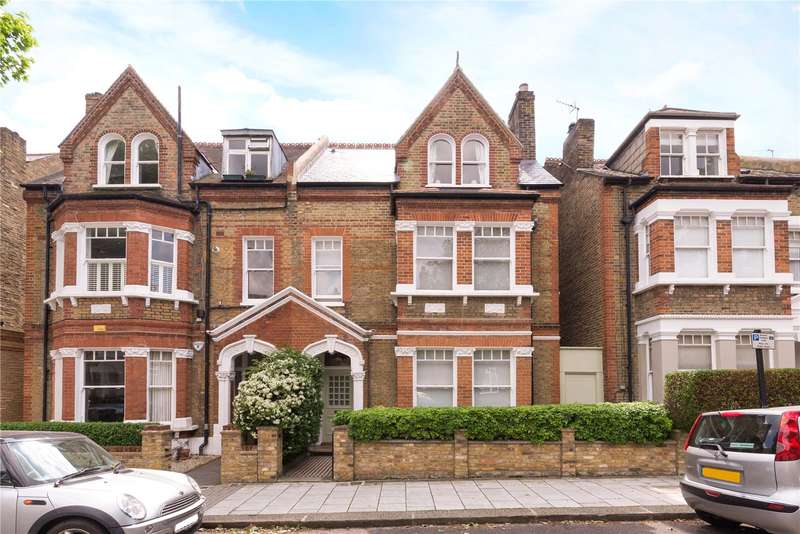 5 Bedrooms Semi Detached House for sale in Lessar Avenue, London, SW4