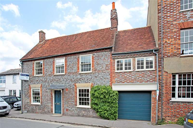 5 Bedrooms Semi Detached House for sale in Couching Street, Watlington, Oxfordshire, OX49
